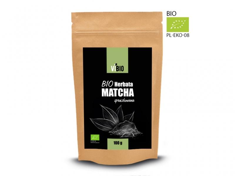 BIO Herbata Matcha proszek