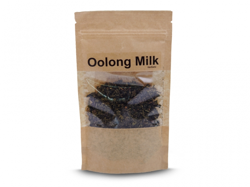 Herbata oolong milk