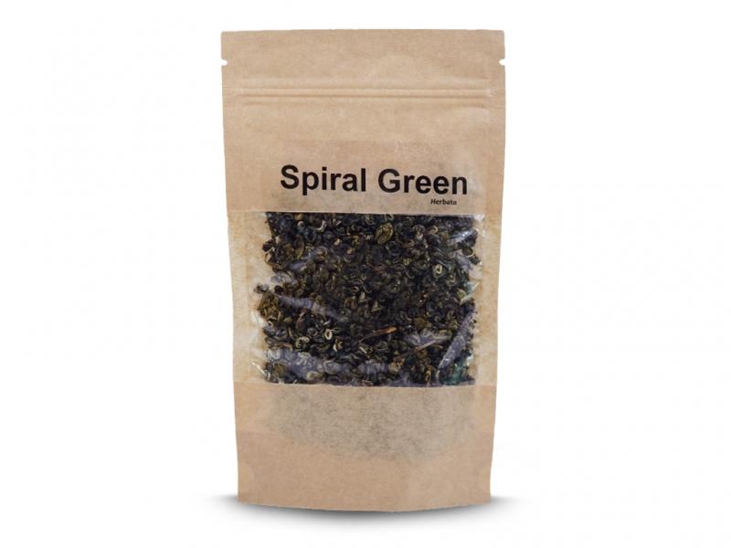 Herbata spiral green tea