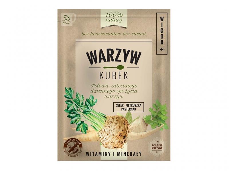 Kubek warzyw wigor