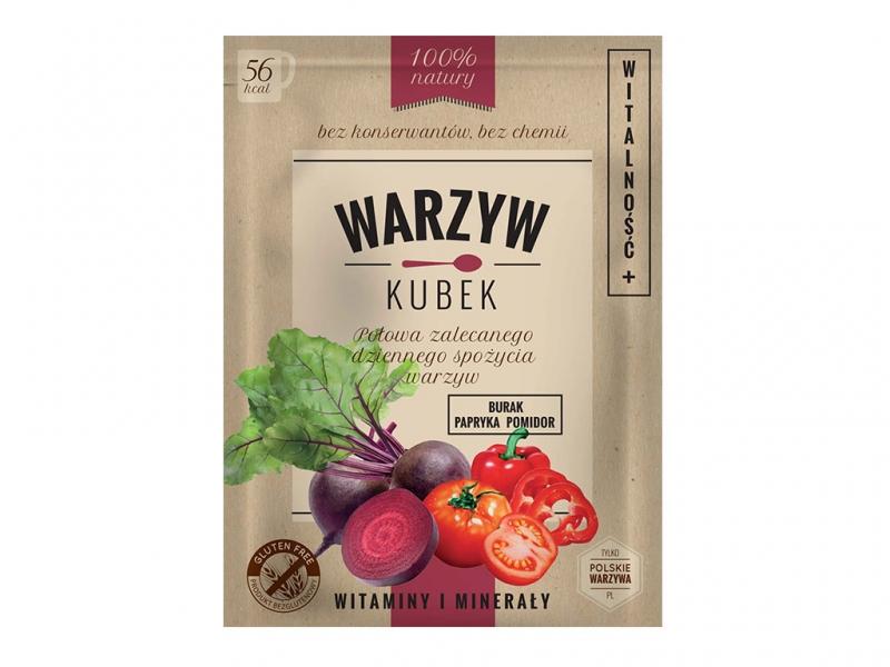 Kubek warzyw witalność