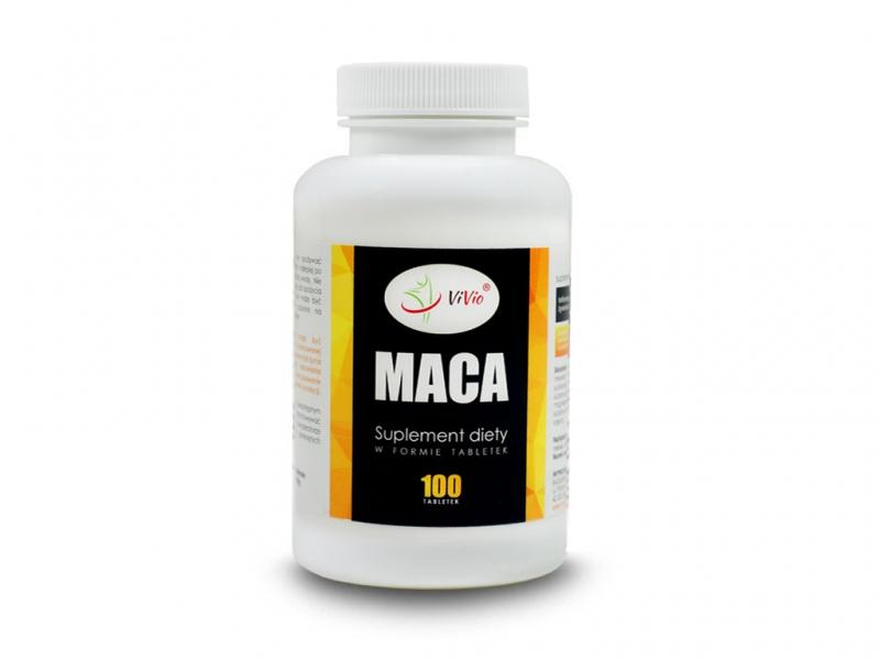 Maca tabletki