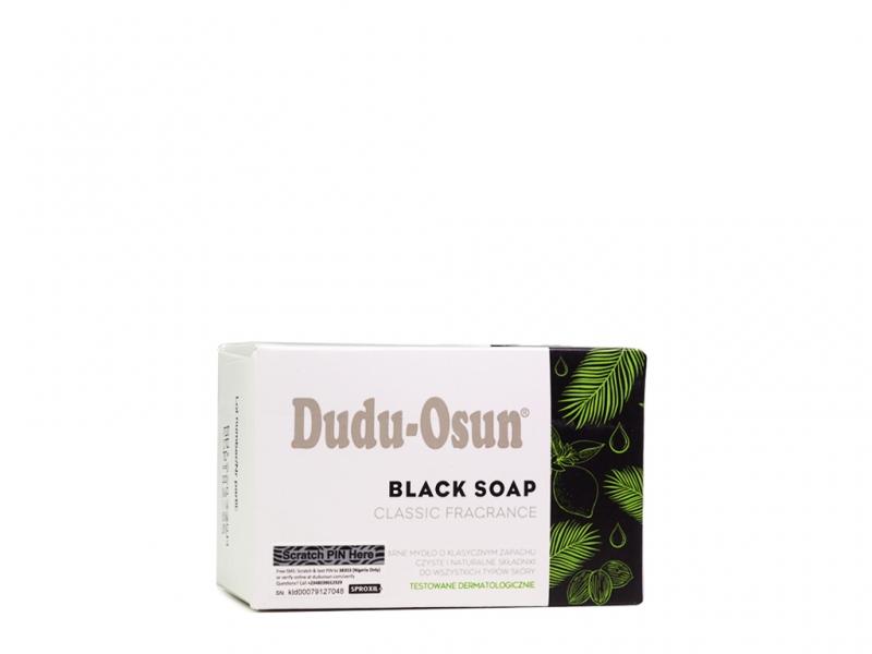 Mydło afrykańskie Dudu-Osun