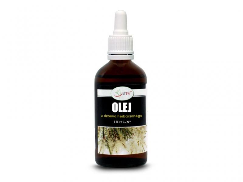 Olejek z drzewa herbacianego surowiec kosmetyczny