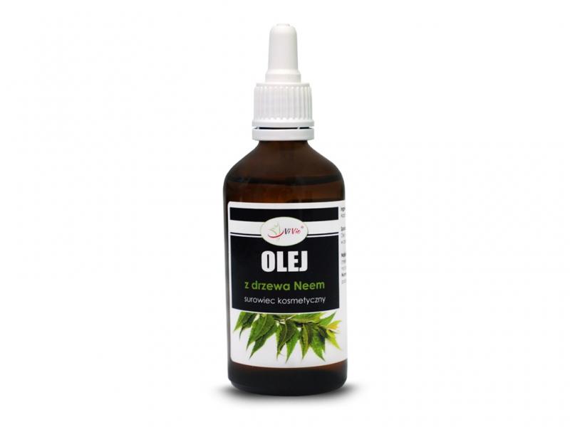 Olej z drzewa neem