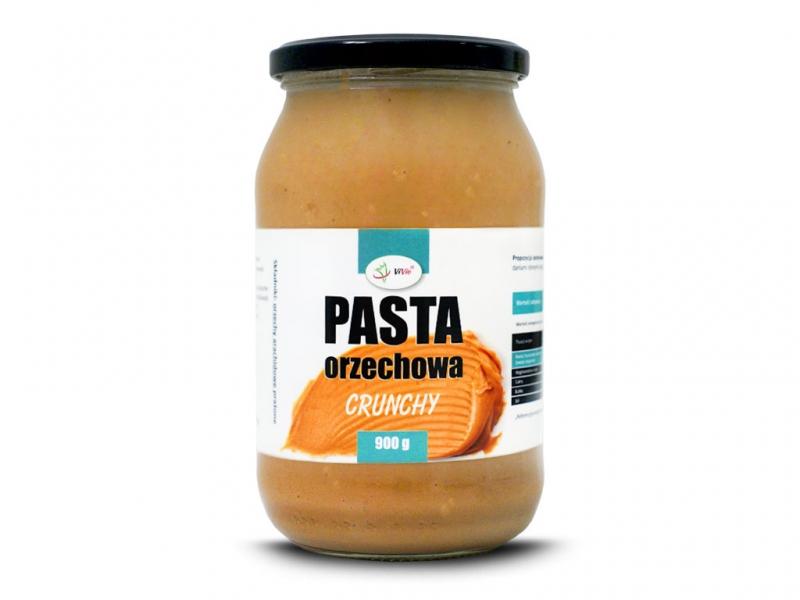 Pasta orzechowa CRUNCHY