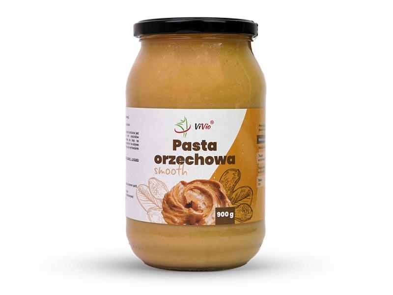 Pasta orzechowa SMOOTH