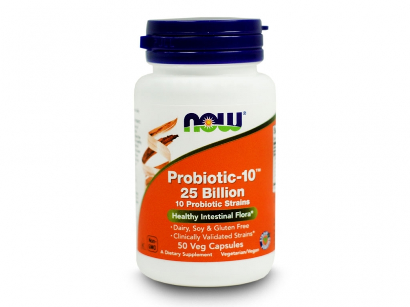 Probiotic-10 25 Billion 50