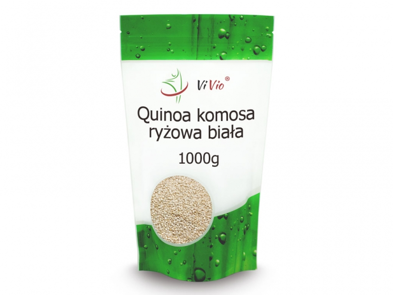 Quinoa Komosa ryżowa biała