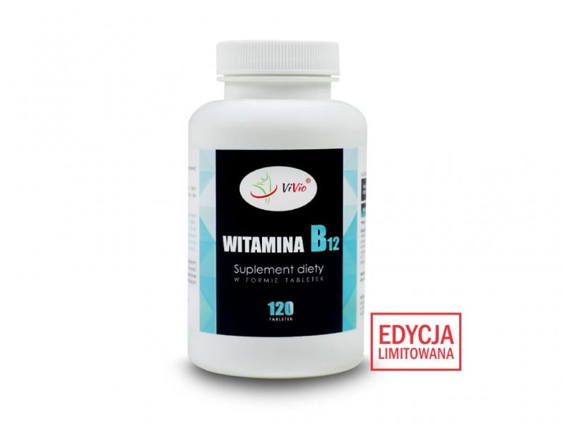 Witamina B12 500mcg